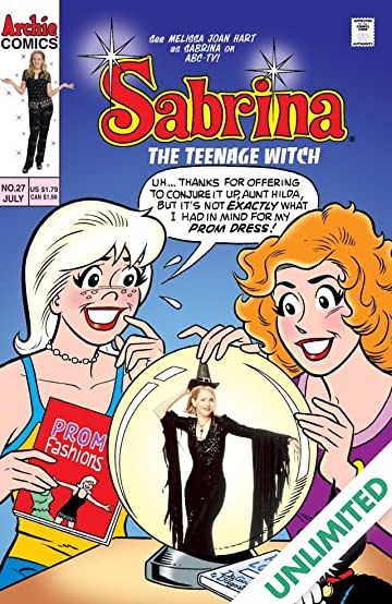 Sabrina the Teenage Witch #27